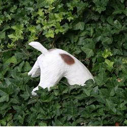 Hunde figur til haven